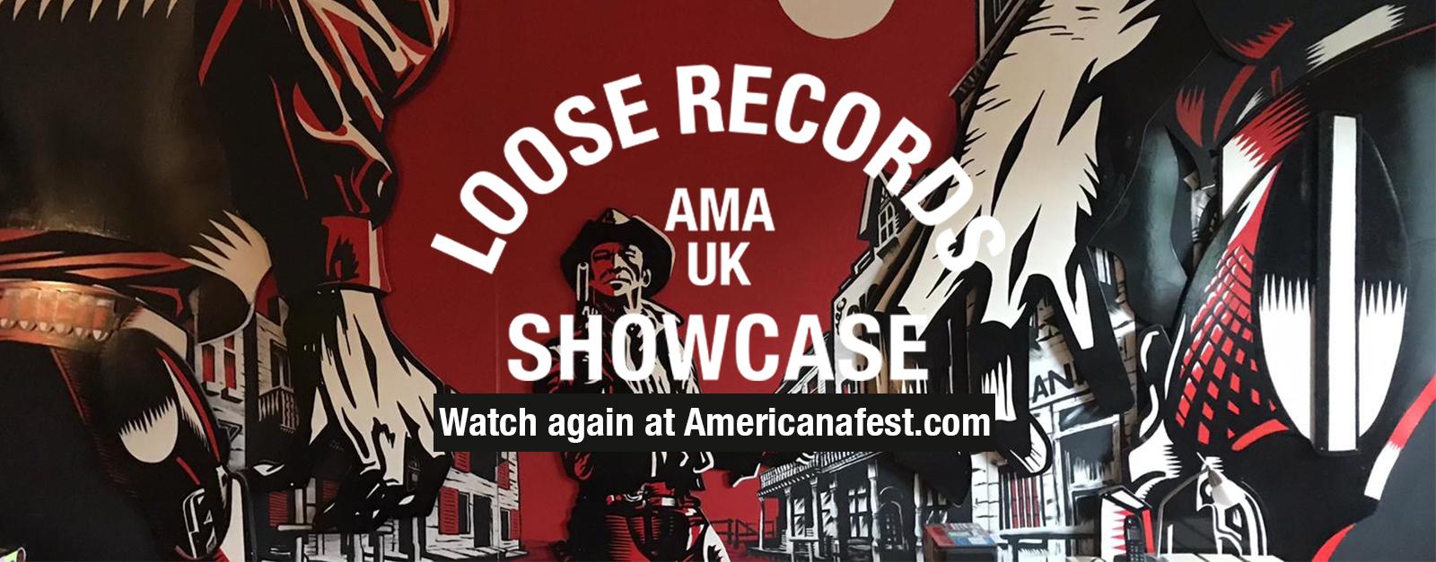 AMA UK Loose Showcase