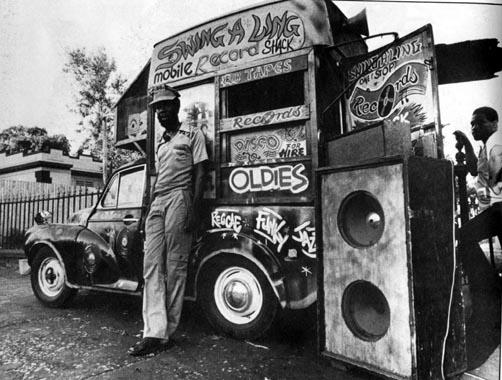 King Tubby's Disco Mobile