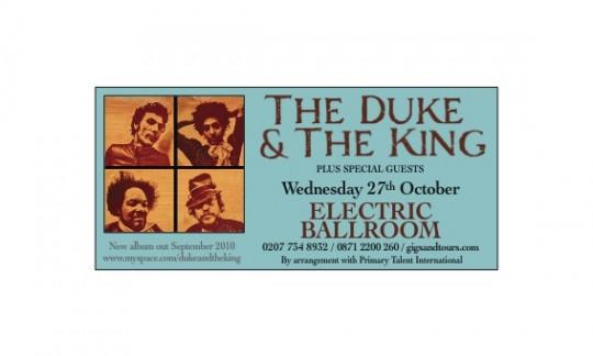 The Duke & The King