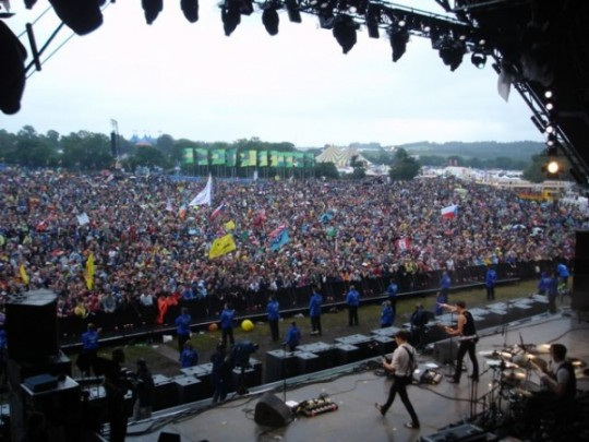 Glastonbury 2010