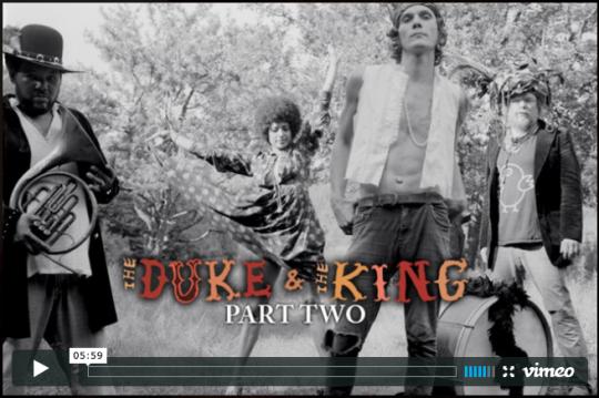 Duke & The King video (part 2)