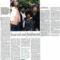 Sunday Times (Culture) 26 Sep 2010