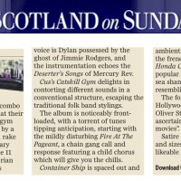 Scotland On Sunday - 22 May