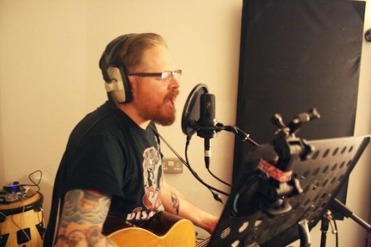 Danny-recording