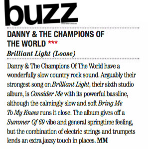 Danny & The Champions Of The World - Buzz