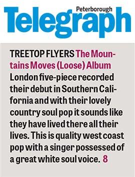 Treetop Flyers - Peterborough Telegraph