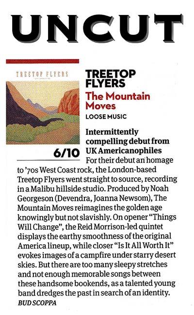 Treetop Flyers - July 2013 Uncut