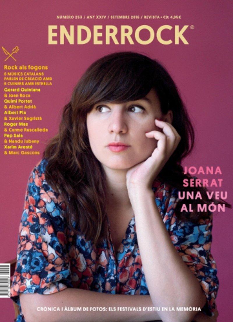 Joana Serrat - Enderrock - September 2016