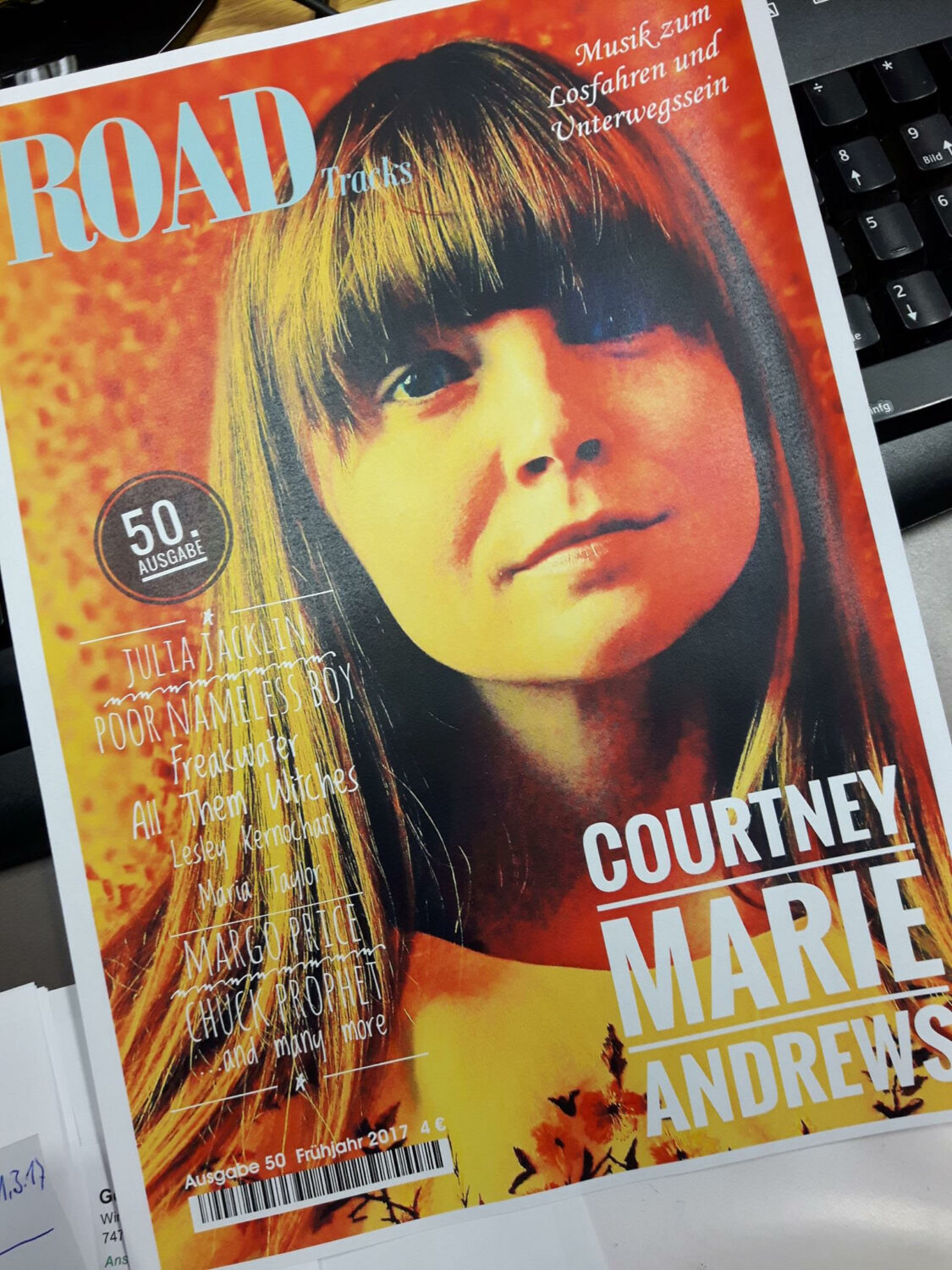 Courtney Marie Andrews - Road Tracks