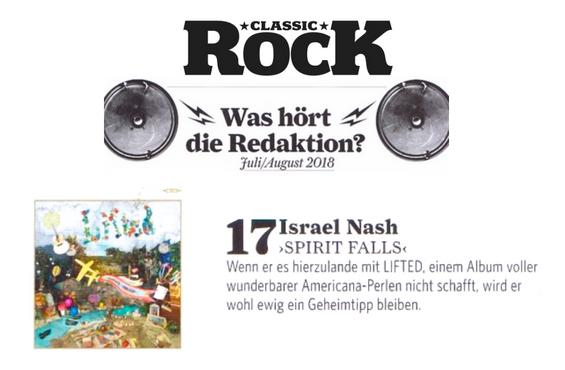 Israel Nash 17 - Classic Rock - 13:7:2018