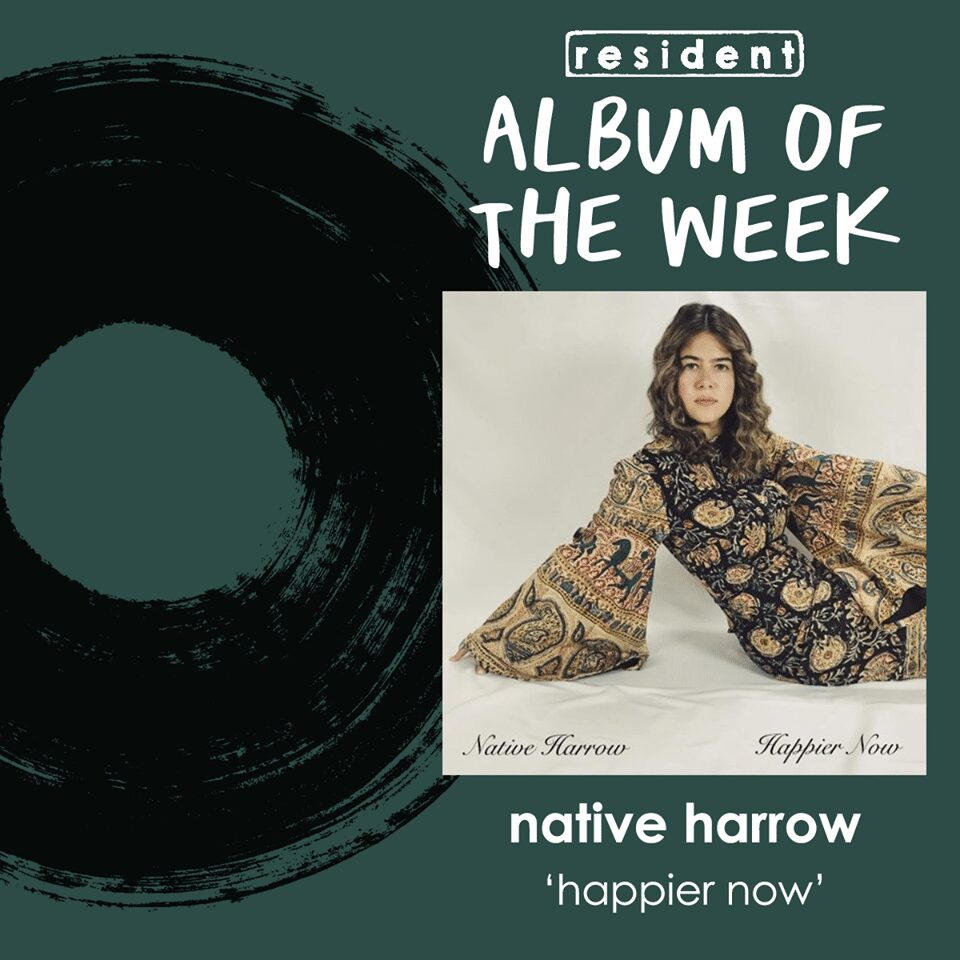 Native Harrow, Resident Album of the Week, 2nd August 2019