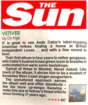 Vetiver, The Sun, 1 Nov 2019 (2)