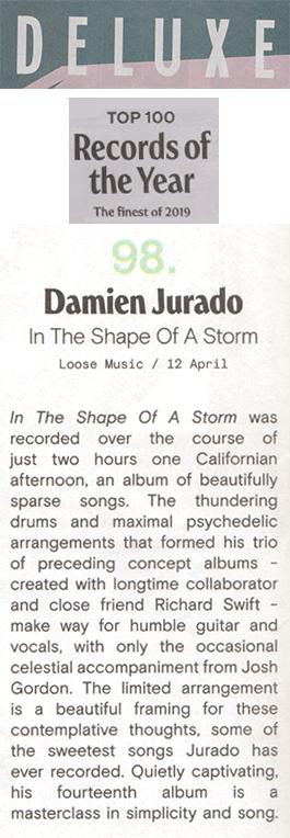 Damien Jurado, Deluxe, December 2019